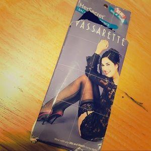 🎁 FREE W/Purchase! Vassarette stocking Size M